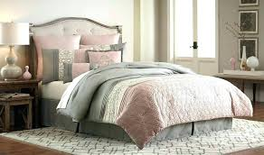 rose colored bedding rose colored bedding dusty pink comforter blush sets and nursery decor grey white