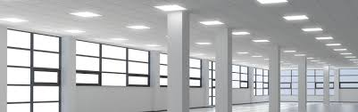 office lighting. Commercial Lighting Systems Office