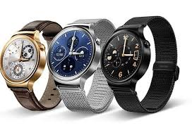 huawei classic smartwatch. huawei watch. (supplied) classic smartwatch