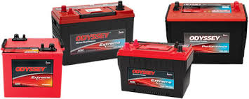 Deep Cycle Marine Battery Group Size Chart Odyssey Marine Batteries