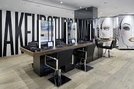 mac makeup studio 825 lexington interior