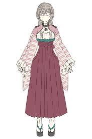 東洋ファンタジー衣装 実在する衣装の要素をかけ合わせてファンタジー