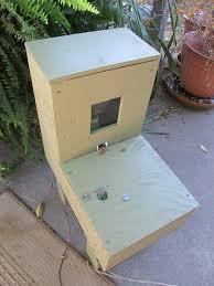 Crow Vending Machine Plans Classy Crow Box Vending Machine Kit Crows Bring You MONEY Study