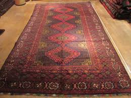 large handmade rug made from 1