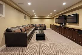 Gallery of cool finished basement ideas for your downstairs space. See  finished basement designs including home bars, game rooms, home gyms &  movie rooms