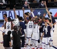 USA men's basketball at the Olympics ...