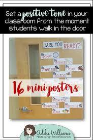 high school classroom door. Back To School Door Decor For Middle / High Students Classroom K