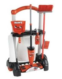 image is loading casdon 630 kids gift henry cleaning trolley play