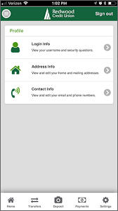 How Can I Change My Personal Information In The Rcu Mobile