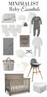 Baby Supplies Checklist Minimalist Baby Essentials Baby Checklist Farmhouse On Boone