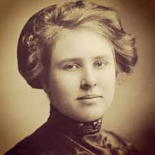 Pearl McGill born near Muscatine in 1895 (here she is 16), worked ...