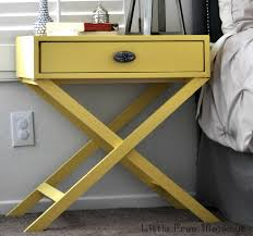 x base accent table