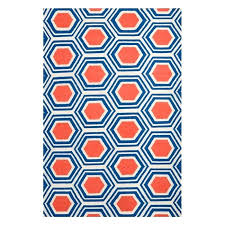 blue orange rug graphic navy and orange rug blue green orange rug