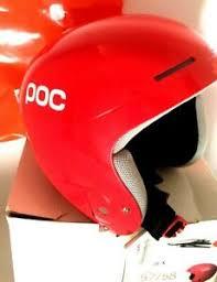 Snowboard Helmet Sizing Chart Red Details About 160 Poc Skull X Ski Helmet Size L 57 58 Nib Red Racing All Mountain Snowboard