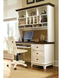 adorable home office desk. Office Hutch Adorable Home Desk With On Interior Design Contemporary Doors A