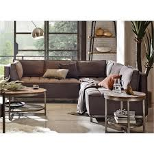 Ink+Ivy Grant Charcoal Upholstered 5 Piece Casual Sectional   Home, Home  living room, Furniture
