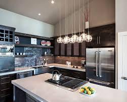stylish modern kitchen pendant lights lighting ideas dreaded