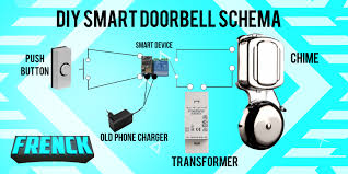 Electrical control 17598 apply electrical control filter. Diy Smart Doorbell For Just 2 No Soldering Required Frenck Dev