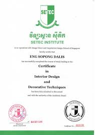 certificate of interior design. Fine Certificate Intended Certificate Of Interior Design