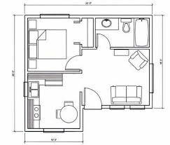 Seattle Backyard CottageMicro Cottage Plans