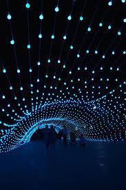 Visual Lighting Technologies Cedar Park Tx Aepioneer Installs An Immersive 80m Long Light Tunnel In