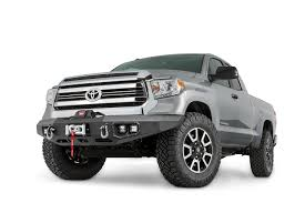 NEW: WARN Ascent Bumpers for Toyota Tundra | IH8MUD Forum