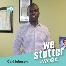 Carl Johnson - National Stuttering Association