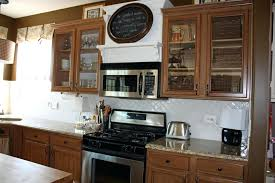 Glass Front Kitchen Cabinets Replacement Kitchen Cabinet Doors Glass Front Breathtaking 36 For