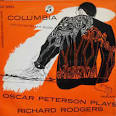 Oscar Peterson Plays Richard Rodgers