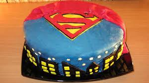 Superman Fondant Cake Design Superman Fondant Cake Fondant Cake Decorating For Beginners Superman Cake Super Easy To Make