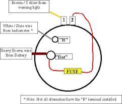 rrdelwiring gm 1 wire wiring gm alternator wire schematic wiring diagram on gm delco alternator wiring