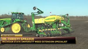 Rfd Tv United Soybean Board Christy Sprague Take Action S Herbicide Chart Updates