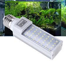 Fish Tank Light Bulb E27 7w 6500k 35 Led Fish Tank Light Bulb For Aquarium Replacement Ac85 265v