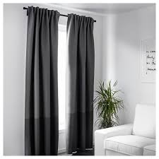 ikea marjun block out curtains 1 pair the curtains can be used on a
