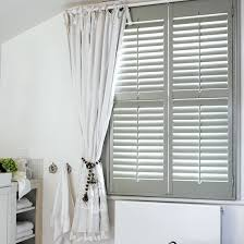 window shutters with curtains. Interesting Curtains Combine Shutters And Curtains  Country Country Homes U0026  Interiors And Window Shutters With Curtains I