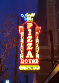 Larry S Lighting Portland Pizza House Neon Sign In Ann Arbor Michigan Signs In