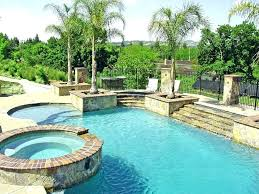 backyard pool with slides. Water Slide For Pool Slides Backyard  Swimming With