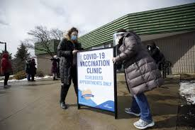 The government of ontario is responsible. York Halton Open Up Covid 19 Vaccine Bookings For Residents 65 Citynews Toronto