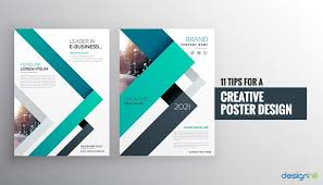 Informational Poster Sample Layout 11 Tips For A Creative Poster Design