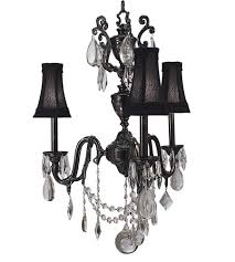 framburg 9283as black czarina 3 light 25 inch antique silver mini chandelier ceiling light in black