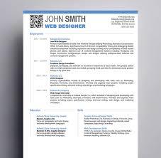Graphic Design Resume For Designer Professional See So