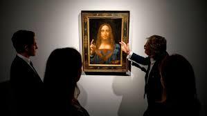 Leonardo Da Vinci Resume Impressive Leonardo Da Vinci's Salvator Mundi Is Going To The Louvre Abu Dhabi