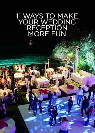 need some unique wedding ideas check out those 11 ways to make your wedding reception wedding reception ideas