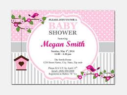 Online Invitations Templates Printable Free Extraordinary Free Free Baby Shower Invitations Templates For Word FREE Baby