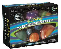 Solar System Bedroom Decor Amazoncom Great Explorations 3 D Solar System Toys Games