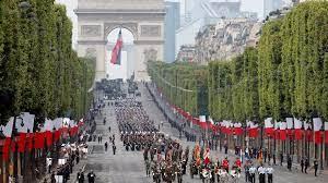 European defence for Bastille Day