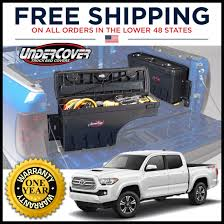 UnderCover Swing Case Passenger Side Bed Storage SC401P 05-18 ...