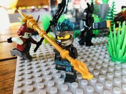 Nya from Lego Ninjago Season 11
