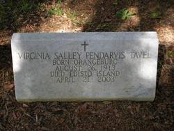 Virginia Summers Salley Tavel (1913-2003) - Find A Grave Memorial