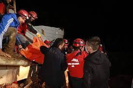 Son dakika: Rize'deki sel ve heyelan felaketinden acı haberler: 7 kişi  hayatını kaybetti, 1 kişi